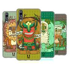 HEAD CASE DESIGNS NATIVE CREATURES SOFT GEL CASE FOR HUAWEI PHONES