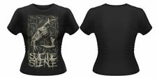Suicide Silence - Death Tales NEW Girlie T-Shirt