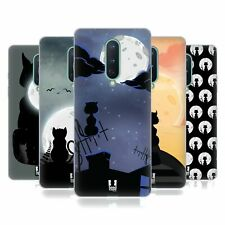 HEAD CASE DESIGNS CAT AND MOON SOFT GEL CASE FOR AMAZON ASUS ONEPLUS