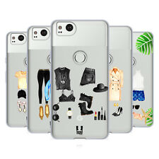 HEAD CASE DESIGNS #OOTD SOFT GEL CASE FOR AMAZON ASUS ONEPLUS