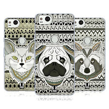HEAD CASE DESIGNS PATTERNED ANIMALS SOFT GEL CASE FOR AMAZON ASUS ONEPLUS