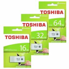 Toshiba 16GB 32GB 64GB TransMemory U301 USB 3.0 Flash Drive USB Stick PenDrive