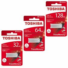 Toshiba 32GB 64GB 128GB TransMemory U363 USB 3.0 Flash Drive USB Stick 120MB/s