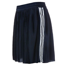Womens adidas Originals 3-Stripes Skirt In Legend Ink