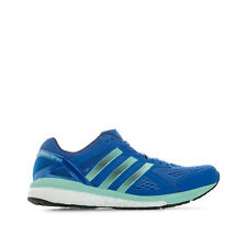 Mens adidas Adizero Tempo 8 Trainers In Blue From Get The Label