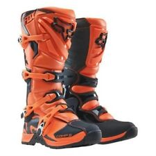Fox JUVENTUD comp 5 Motocross Botas De Niño - Orange Motocross Enduro MX Cross