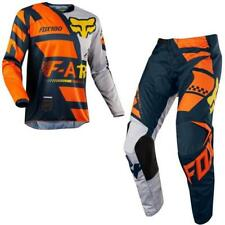 FOX 180 SAYAK KIDS Motocross Jersey und Hose Kleinkinder 2018 - orange Motocross