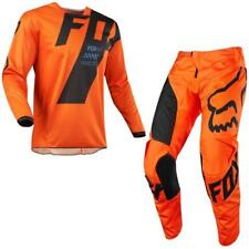 FOX 180 MASTAR YOUTH Motocross Jersey und Hose Kinder 2018 - orange Motocross En