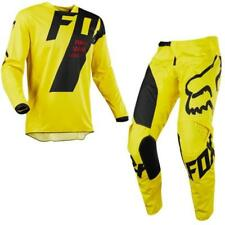 FOX 180 MASTAR Motocross Jersey + Hose 2018 - gelb Motocross Enduro MX Cross