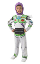 Kids Boys Childs Buzz Lightyear Classic Fancy Dress Costume Outfit Toy Story