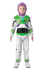 Kids Boys Childs Buzz LIGHTYEAR Deluxe Fancy Dress Costume Outfit TOY STORY