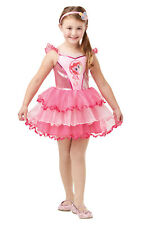 Girls Kids Childs Deluxe Pinkie Pie Fancy Dress Costume Outfit My Little Pony