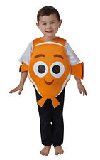 Girls Kids Childs Finding Dori Nemo Tabard Fancy Dress Costume Outfit Rubies
