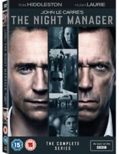 The Night Manager - COMPLETO MINI SERIES DVD Nuevo DVD (cdrp62086)