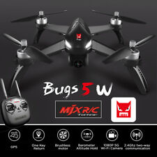 2.4G 6-Axis 4CH Brushless 12.0MP HD Camera WIFI FPV GPS RTF RC Quadcopter Drone
