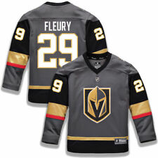 Marc-Andre Fleury Vegas Golden Knights Fanatics Branded Youth Home Replica