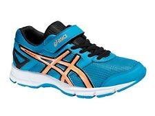 SCARPE JUNIOR ASICS  C522N 4230  PRE GALAXY 8 METHYL/H.OR/BLK