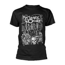 NUOVO UFFICIALE MY CHEMICAL ROMANCE - Dead PARATA T-Shirt