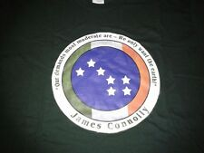 James Connolly, Irish Republican, Brand New T-Shirts, Ireland, Starry Plough.