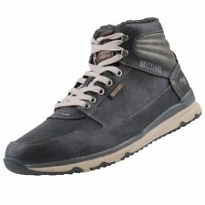 NEUF Mustang Chaussures pour hommes Baskets montantes doublé bottes bottines