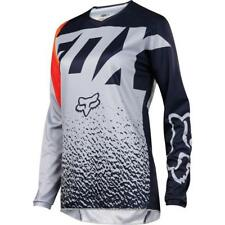 FOX WOMENS 180 JERSEY MOTOCROSS DONNA 2018 - GRIGIO ORANGE ENDURO