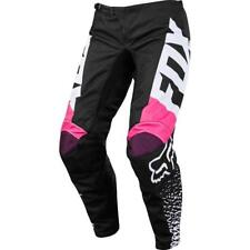 FOX WOMENS 180 Pantalone motocross donna 2018 - schwarz FUCSIA ENDURO MX
