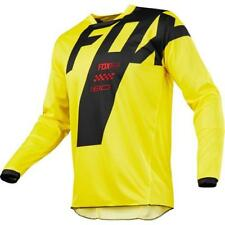 Fox 180 mastar MAGLIA MOTOCROSS 2018 - GIALLO MOTOCROSS ENDURO MX Cross