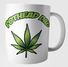 Funny Weed Cannabis Leaf Birthday Fathers Day Christmas Gifts -  Pothead Dad