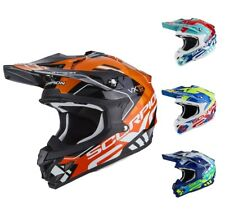 SCORPION VX-15 AIR MX Enduro casco da motocross casco da cross ARGO