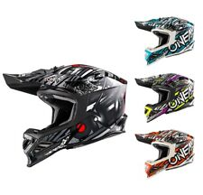 oneal Casco da cross 8Series synthy MX motocross Enduro leggero VETRORESINA