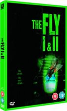 THE FLY / The Fly II DVD Nuevo DVD (0198301001)