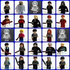 HARRY POTTER Toy Custom Mini Figures fit lego Dumbledore,Snape,Hermoine,Ron,Fred