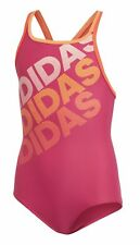 adidas Performance Mädchen Badeanzug Youth girls suit lineage real magenta