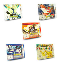 3ds Pokémon Juego Pokemon Alpha Omega Rubin Pokemon X Pokemon Y POKEMON LUNA