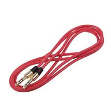 3.5mm macho a macho Cable Car aux auxiliar iPod cable de audio estereo para BF