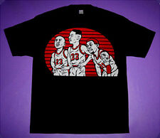 New Chicago Dynasty shirt bred white 11  jordan Cajmear off 1 red 3 air M L 2XL