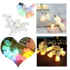 Colorful LED Christmas Fairy String Lights Wedding Xmas Party Outdoor Decor Lamp