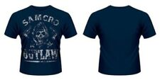 NUOVO UFFICIALE Sons Of Anarchy - Outlaw T-Shirt