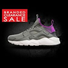 BNIB NEW MEN NIKE AIR HUARACHE RUN ULTRA SE DARK STUCCO GREEN 8 9 10 UK