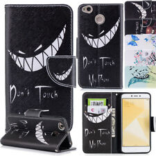 Flip Leather Wallet Card Slot Magnetic Stand Case Cover For Xiaomi Redmi 5 Plus