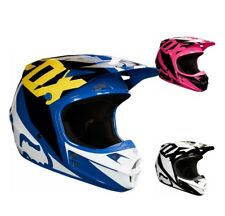 FOX CASCO BAMBINO V1 RACE MOTOCROSS ENDURO MX Casco da cross