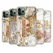 HEAD CASE DESIGNS TRAVEL THE WORLD SOFT GEL CASE FOR APPLE iPHONE PHONES
