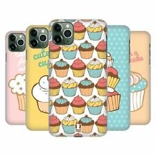 HEAD CASE DESIGNS CUPCAKES HARD BACK CASE FOR APPLE iPHONE PHONES
