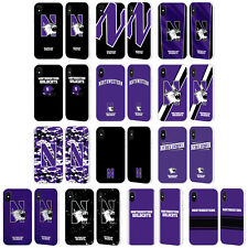 OFFICIAL NORTHWESTERN UNIVERSITY NU WHITE FENDER CASE FOR APPLE iPHONE PHONES