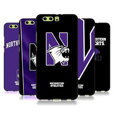 OFFICIAL NORTHWESTERN UNIVERSITY NU BLACK SOFT GEL CASE FOR HUAWEI PHONES