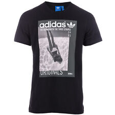 Men's adidas Originals Girl Graphic T-Shirt In Black