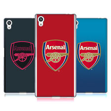 OFFICIAL ARSENAL FC 2017/18 CREST KIT SOFT GEL CASE FOR SONY PHONES 2