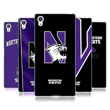 OFFICIAL NORTHWESTERN UNIVERSITY NU SOFT GEL CASE FOR SONY PHONES 2