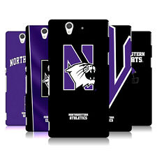 OFFICIAL NORTHWESTERN UNIVERSITY NU HARD BACK CASE FOR SONY PHONES 3
