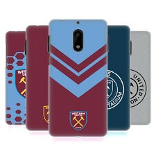 UFFICIALE WEST HAM UNITED FC 2018/19 CREST COVER RETRO PER NOKIA TELEFONI 1
